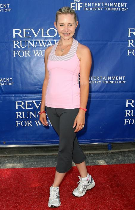 Beverley Mitchell - 17 Annual EIF Revlon Run/Walk For Women On May 8, 2010 In Los Angeles, California