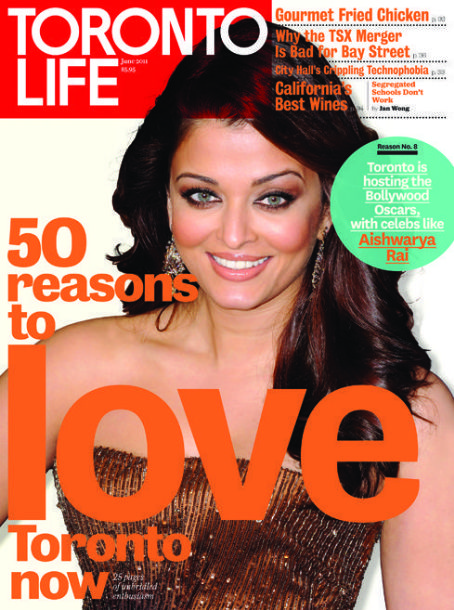 Aishwarya Rai - OTHER Magazine Cover [United States] (7 June 2011)