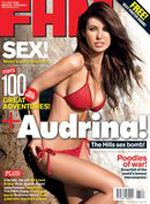 Audrina Patridge - FHM Magazine Cover [South Africa] (June 2010)