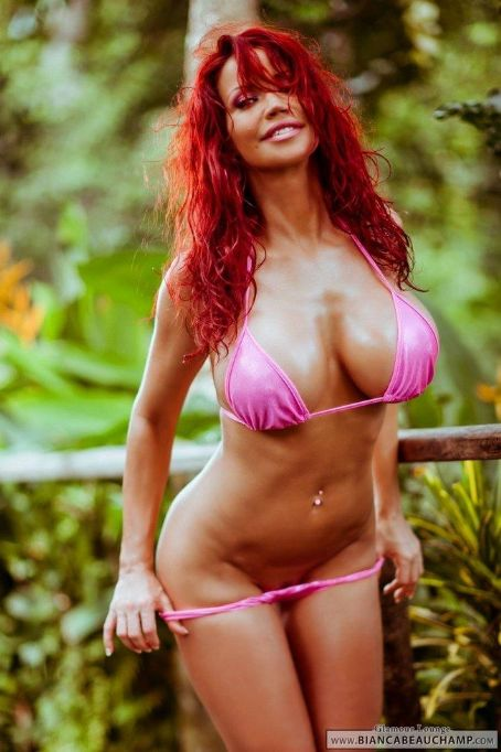 Bianca Beauchamp  In The Woods