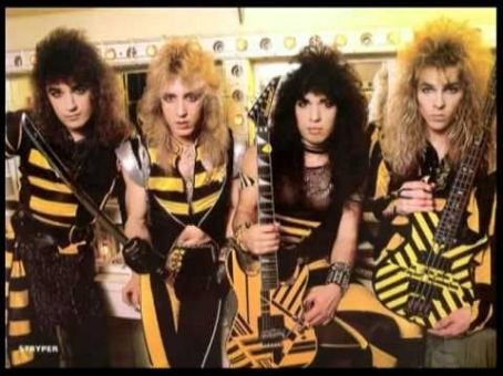 Oz Fox - Stryper