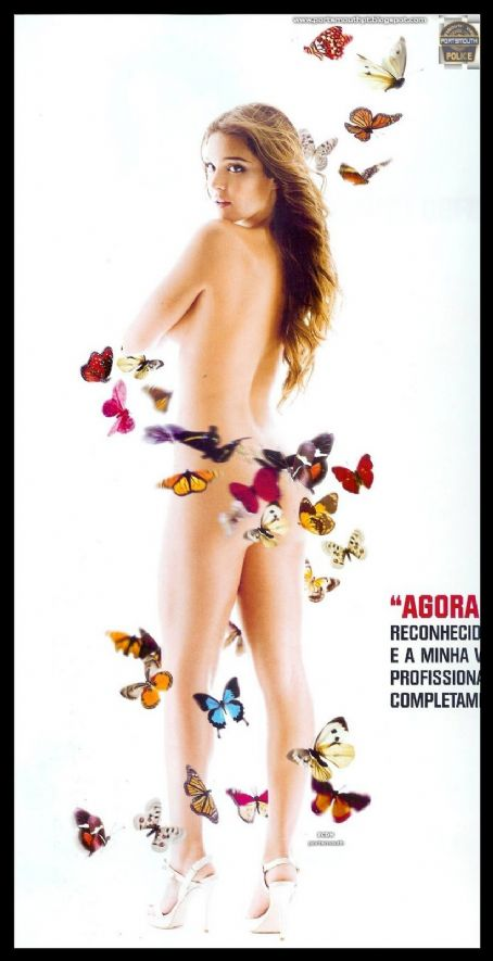 Diana Chaves - GQ Magazine Pictorial [Portugal] (June 2008)