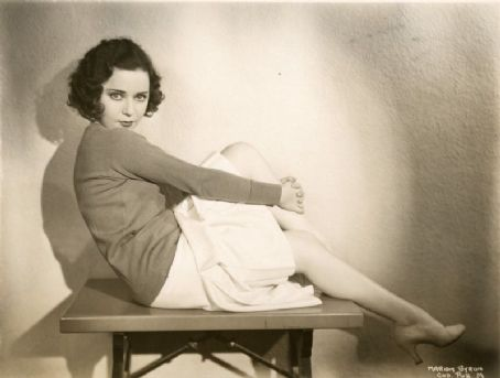 Marion Byron movie star