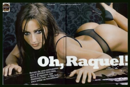 Raquel Henriques  - GQ Magazine Pictorial [Portugal] (August 2005)