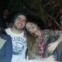 Martina Stoessel  and Juan Pedro Lanzani
