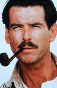 Pierce Brosnan in Mister Johnson