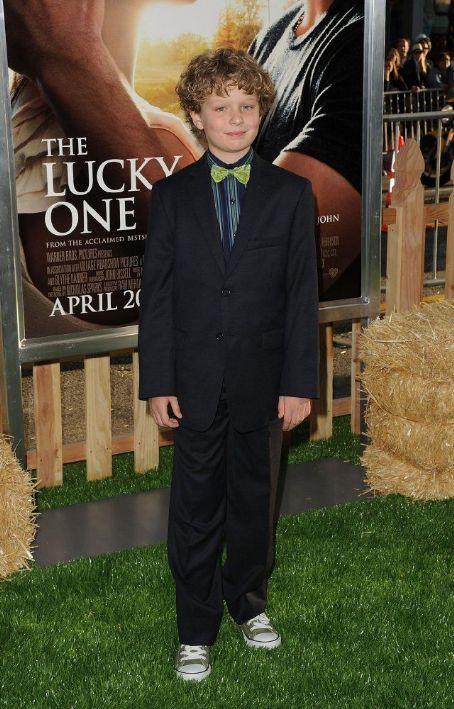 Riley Thomas Stewart Los Angeles Premiere Of Warner Bros. Pictures'