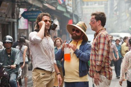 Bradley Cooper - The Hangover Part II