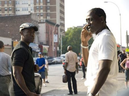 (Left to right.) Don Cheadle and Wesley Snipes star in Overture Films' BROOKLYN'S FINEST. Photo Credit: Phillip V. Caruso. ©2010 Brooklyn's Finest Productions, Inc. All rights Reserved.