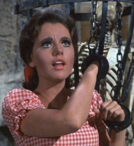 Dawn Wells - Mary Ann All Tied Up!
