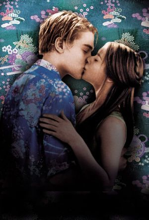 Leonardo Dicaprio And Claire Danes Romeo And Juliet Leonardo DiCaprio and Claire