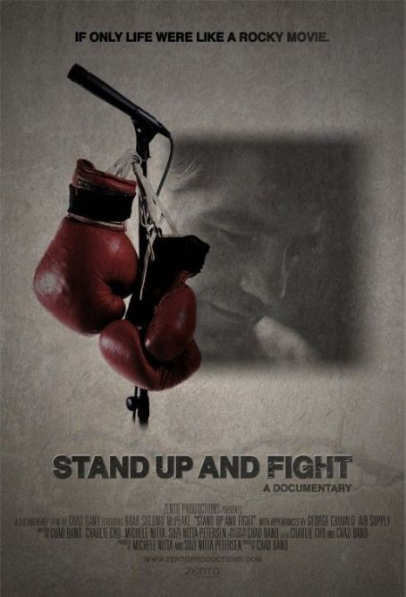 Stand Up and Fight (2011) Poster