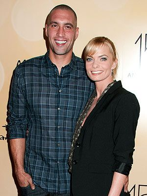 Jaime Pressly Introduces Her New Boyfriend