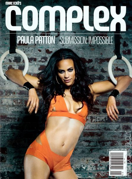 Paula Patton - Complex Magazine Cover [United States] (1 January 2012)