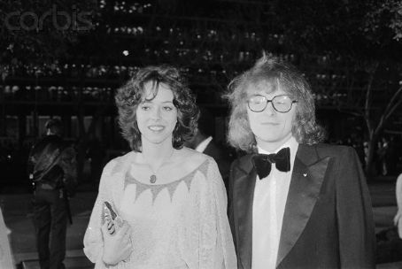 Mackenzie Phillips and Peter Asher