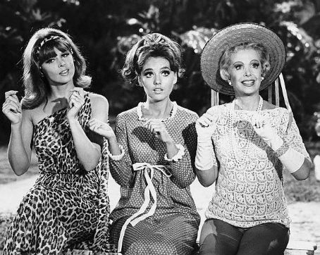 Natalie Schafer Ginger, Mary Ann & Mrs. Howell