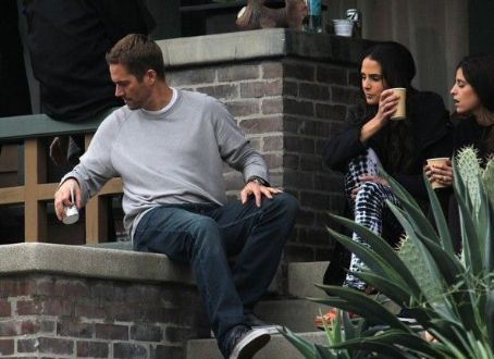 Paul Walker and Jordana Brewster Stars of the