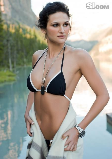Leryn Franco - Sports Illustrated 2011