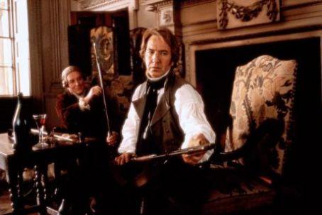 Sense and Sensibility Alan Rickman and Robert Hardy in  (1995)