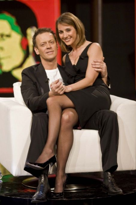 Rosa Caracciolo Rocco Siffredi and  on TV