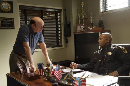 Rockmond Dunbar Sons of Anarchy (2008)