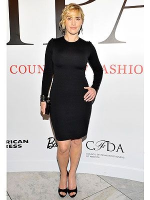Chic Clicks: Kate Winslet Loves Her Curves, Victoria Beckham Isn't Unhappy, She Swears