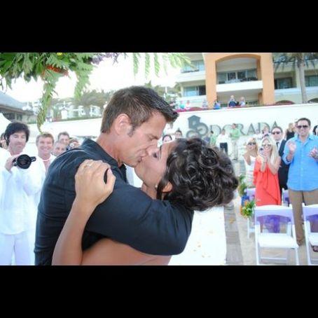 Shawna Craig Lorenzo Lamas Wedding #5