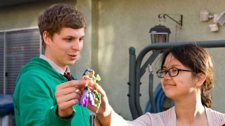 Charlyne Yi Michael Cera and  stars in Overture Films' Paper Heart.