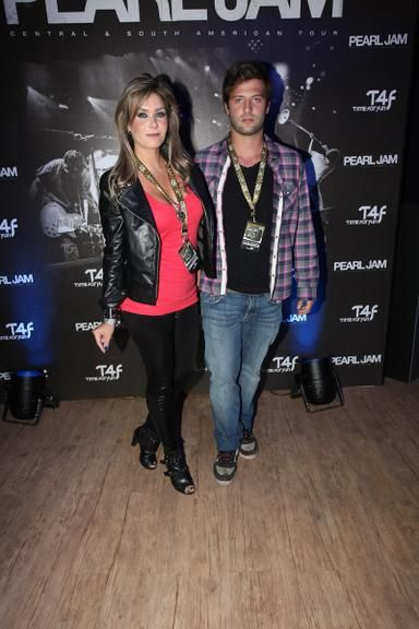 Henrique Settanni and Luize Altenhofen