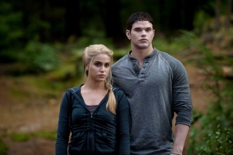 Rosalie Hale NIKKI REED and KELLAN LUTZ star in THE TWILIGHT SAGA: ECLIPSE. Photo: Kimberley French. © 2010 Summit Entertainment, LLC. All rights reserved.