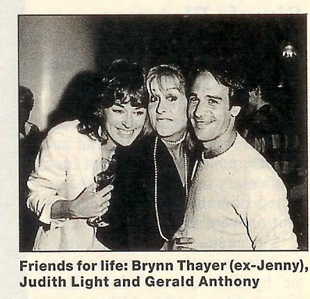 Brynn Thayer Judith Light