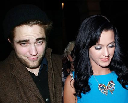 Robert Pattinson, Katy Perry enjoy dinner date