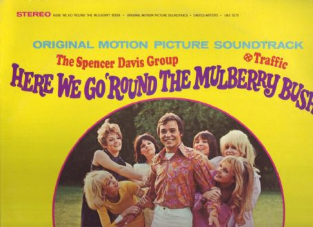 Adrienne Posta Here We Go Round the Mulberry Bush 1968