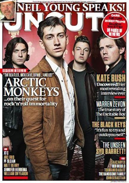 Arctic Monkeys  Q Arctic Monkeys Review