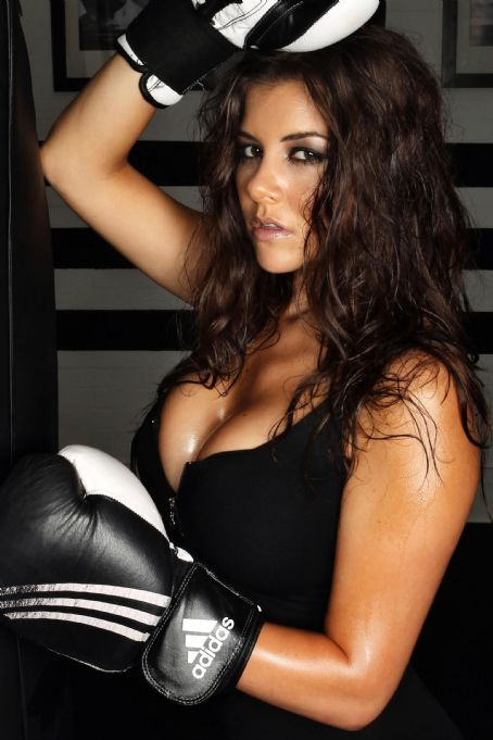 Imogen Thomas - Boxing
