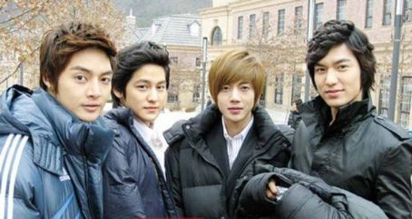 Joon Kim - Boys before flowers