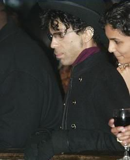 Prince and Manuela Testolini - 02/06/2004 - House of Blues - West Hollywood, California, United States