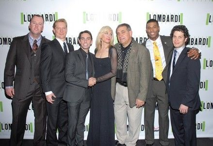 Dan Lauria The Cast of Lombardi