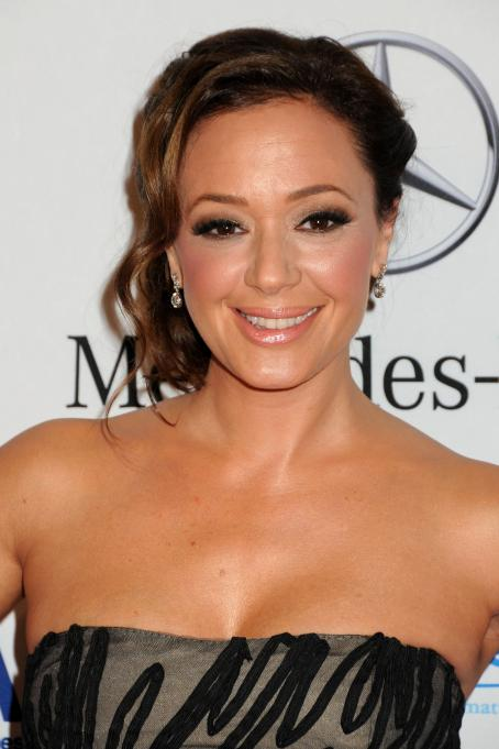 Leah Remini-32 Anniversary Carousel Of Hope Gala At The Beverly Hilton Hotel On October 23, 2010 In Beverly Hills, California