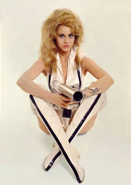 Barbarella Jane Fonda in  (1968)