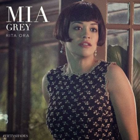 Rita Ora - Fifty Shades of Grey