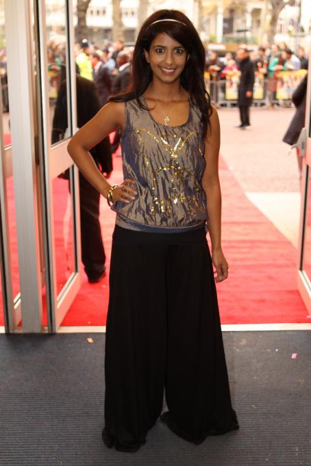 Konnie Huq - ''It's A Wonderful Afterlife'' UK Premiere In London, 12 April 2010