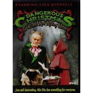 Christmas Liza Minnelli,Cyril Ritchard, Dangerous  Of Red Riding Hood 1965 CBS