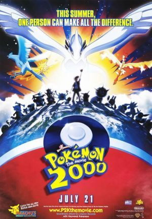 Pokémon: The Movie 2000 (2000) Poster