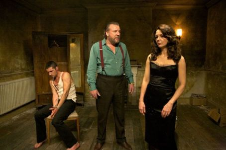 Melvil Poupaud as Loverboy, Ray Winstone as Colin Diamond and Joanne Whalley as Liz in Image Entertainment '44 Inch Chest'