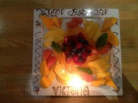 Happy Birthday, Victoria Beckham NOW EAT YOUR CAKE
