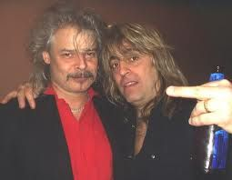 Phil 'Philthy Animal' Taylor - Phil Animal Taylor & Mikkey Dee