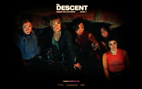 Alex Reid The Descent Wallpaper - 2006