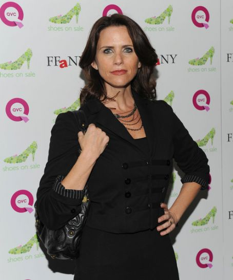 Amy Landecker QVC Presents