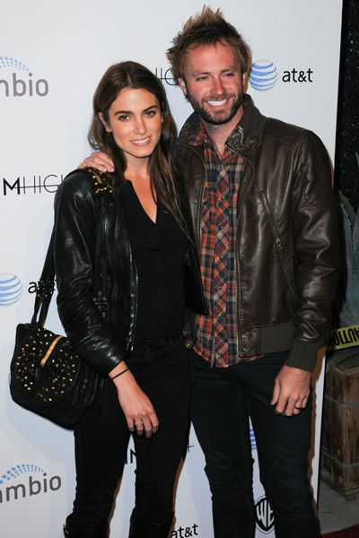 "Nikki Reed and Paul McDonald - Several Young Hollywood actors attended the Cambio & Warner Bros. Digital Distribution premiere of the 1st Social Series ""Aim High"", October 18, at Trousdale in West Hollywood"